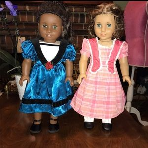American Girl Dolls Cecile & Marie Grace